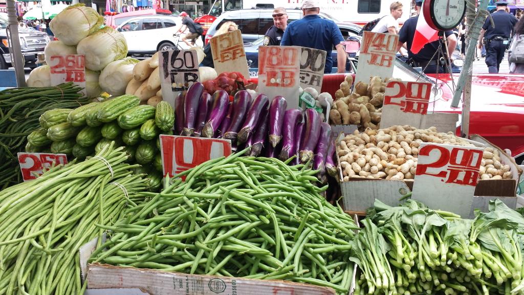 Market - Chinatown Manhattan