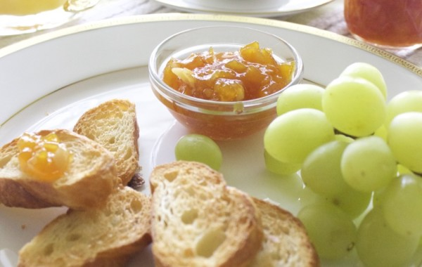 Peach & Orange Conserve
